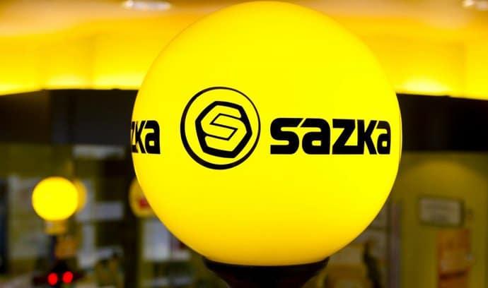 Sazka - logo