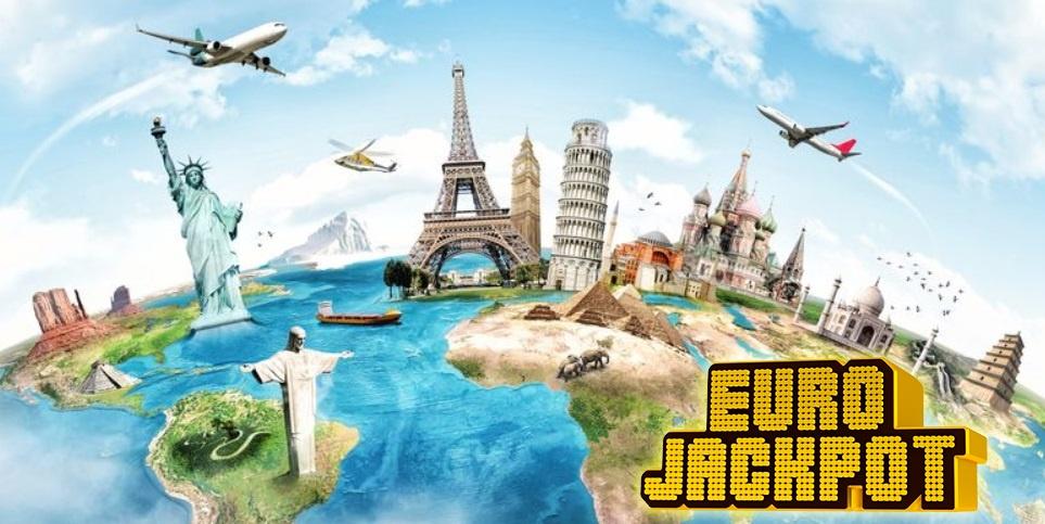 Eurojackpot - Cesta kolem světa
